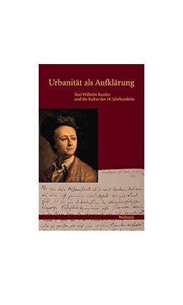 Abbildung von Pott / Zelle | Urbanität als Aufklärung | 2003 | Karl Wilhelm Ramler und die Ku...
