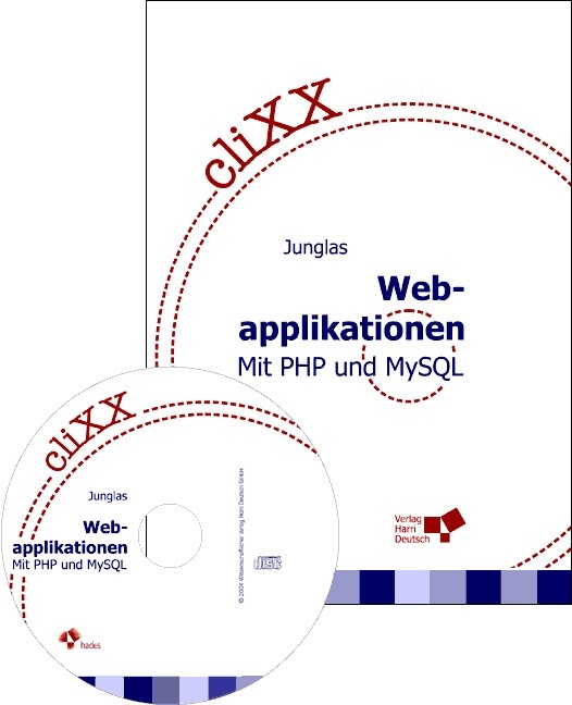 cliXX Webapplikationen | Junglas, 2004 | Buch (Cover)