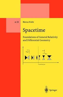 Abbildung von Kriele   Spacetime   1st ed. 1999. Corr. 2nd printing   2001   Foundations of General Relativ...   59