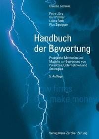 Handbuch der Bewertung   Loderer / Jörg / Pichler   5., aktualisierte Auflage, 2010   Buch (Cover)