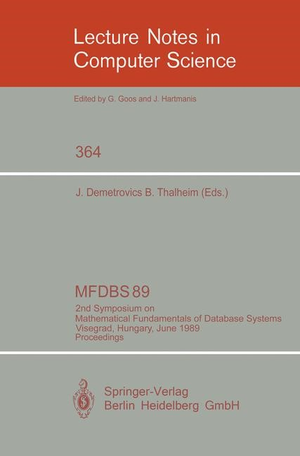 Produktabbildung für 978-3-540-51251-6