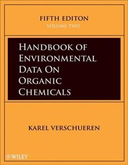 Abbildung von Verschueren   Handbook of Environmental Data on Organic Chemicals   5. Auflage   2009   Four Volume Set