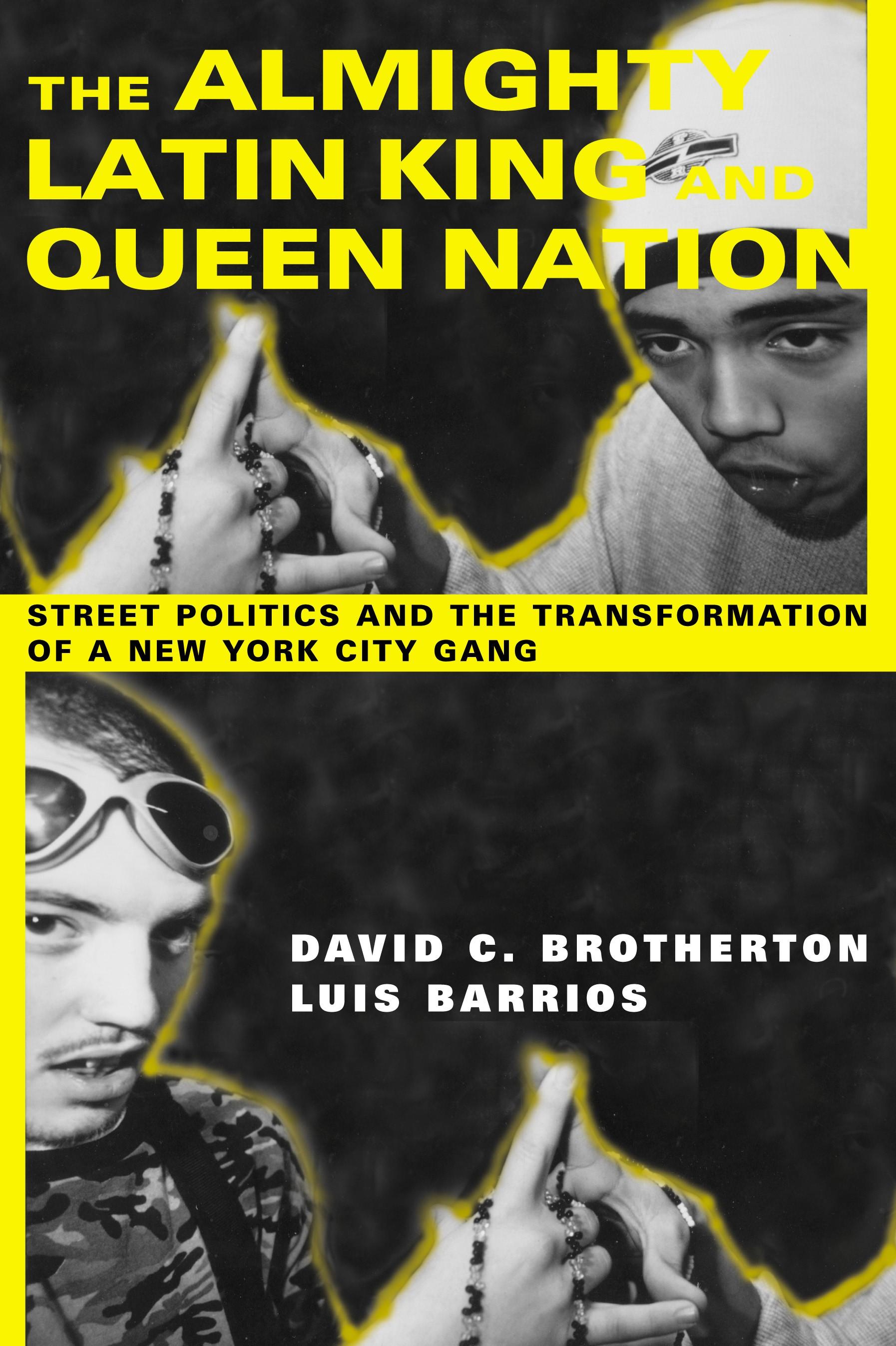 Abbildung von Brotherton / Barrios   The Almighty Latin King and Queen Nation   2004