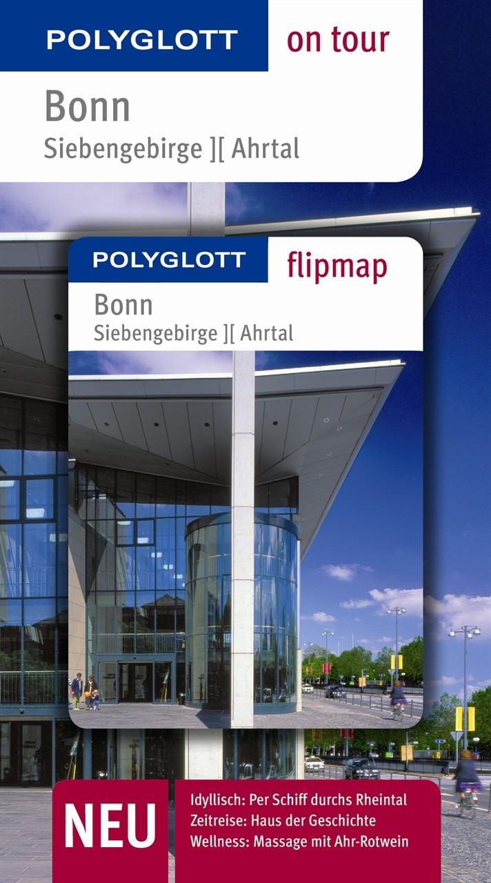 Bonn - Siebengebirge - Ahrtal - Buch mit flipmap, 2009   Buch (Cover)