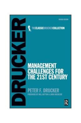 Abbildung von Drucker | Management Challenges for the 21st Century | 2nd edition | 2007