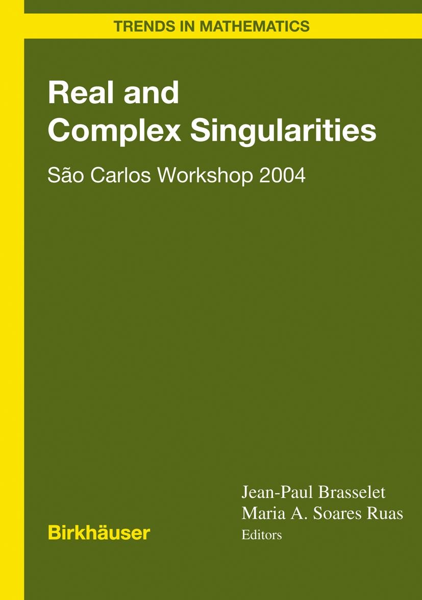 Real and Complex Singularities | Brasselet / Soares Ruas, 2006 | Buch (Cover)