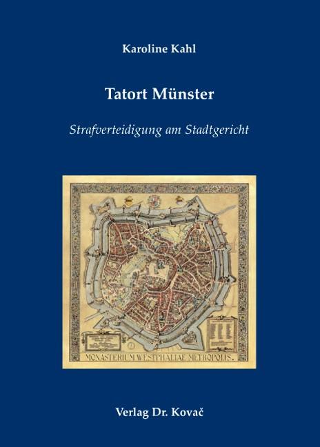 Tatort Münster | Kahl, 2007 | Buch (Cover)