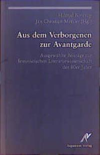 Abbildung von Bontrup / Metzler | Aus dem Verborgenen zur Avantgarde | 2000