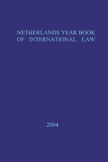 Abbildung von Netherlands Yearbook of International Law | 2012