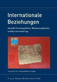 Internationale Beziehungen | Brand / Robel, 2008 | Buch (Cover)