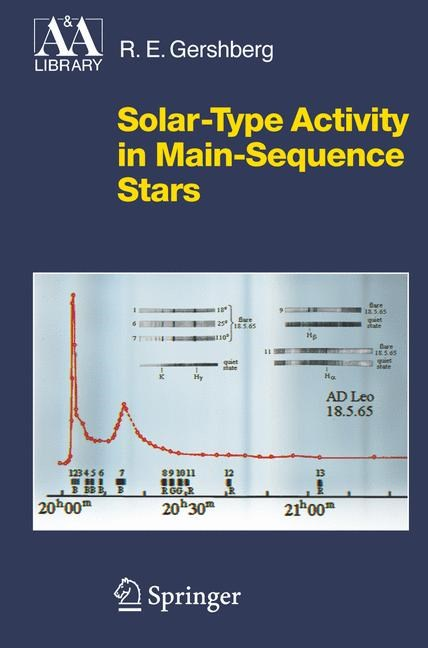 Abbildung von Gershberg | Solar-Type Activity in Main-Sequence Stars | 2005