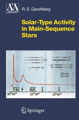 Abbildung von Gershberg | Solar-Type Activity in Main-Sequence Stars | 2005