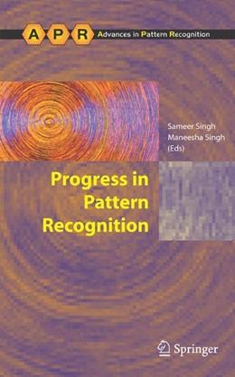 Abbildung von Singh | Progress in Pattern Recognition | 1st Edition. | 2007