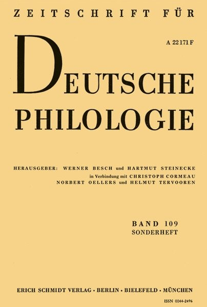 Schiller | Oellers, 1990 | Buch (Cover)