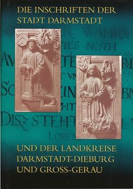 Abbildung von Scholz   Die Inschriften der Stadt Darmstadt und der Landkreise Darmstadt-Dieburg und Groß-Gerau   1999   6