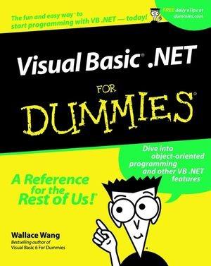 Abbildung von Wang | VisualBasic .NET For Dummies | 2001