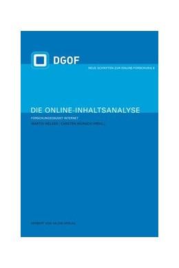 Abbildung von Welker / Wünsch | Die Online-Inhaltsanalyse | 1. Auflage | 2010 | 8 | beck-shop.de
