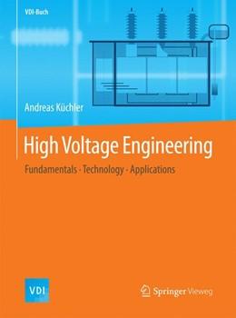 Abbildung von Küchler | High Voltage Engineering | 5. Auflage | 2017 | beck-shop.de