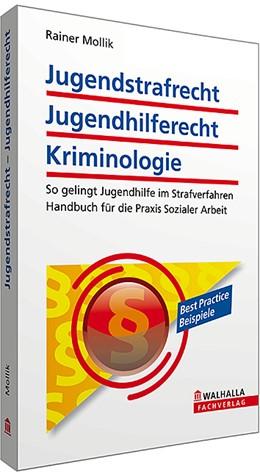 Abbildung von Mollik   Jugendstrafrecht, Jugendhilferecht, Kriminologie   2012   Handbuch für Praktiker im Juge...