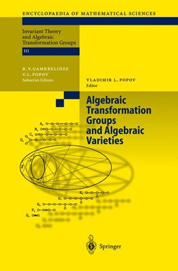 Abbildung von Popov | Algebraic Transformation Groups and Algebraic Varieties | 2004 | Proceedings of the conference ... | 132