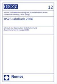 Abbildung von / IFSH   OSZE-Jahrbuch 2006   2008