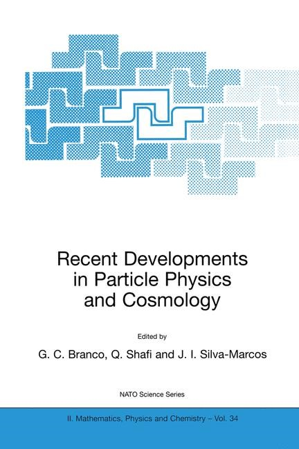 Recent Developments in Particle Physics and Cosmology | Branco / Shafi / Silva-Marcos, 2001 | Buch (Cover)