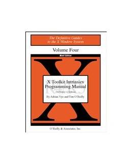 Abbildung von Adrian Nye / Tim O'Reilly | X Toolkit Intrinsics Prog Vol 4M | 1992 | Motif Edition