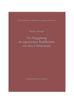 Abbildung von Schrimpf | Zur Begegnung des japanischen Buddhismus mit dem Christentum in der Meiji-Zeit | 2000 | 1868-1912 | 48