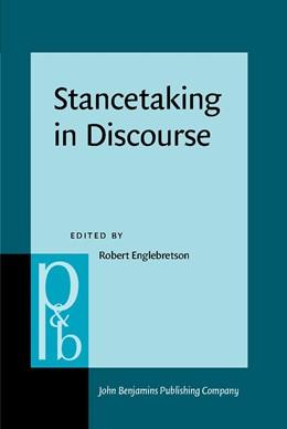 Abbildung von Englebretson | Stancetaking in Discourse | 2007 | Subjectivity, evaluation, inte... | 164