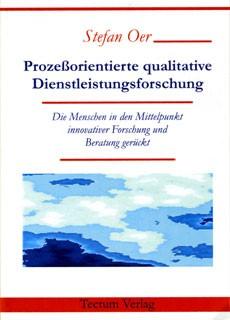 Abbildung von Oer | Prozessorientierte qualitative Dienstleistungsforschung | 1999