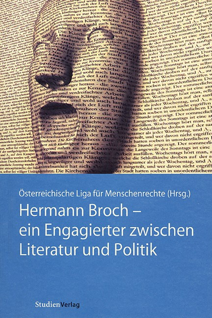 Hermann Broch - ein Engagierter zwischen Literatur und Politik | Österreichische LIGA für Menschenrechte, 2004 | Buch (Cover)