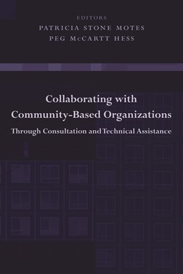 Abbildung von Motes / Hess | Collaborating with Community-Based Organizations Through Consultation and Technical Assistance | 2007
