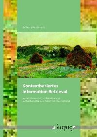 Kontextbasiertes Information Retrieval | Morgenroth, 2006 | Buch (Cover)