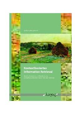 Abbildung von Morgenroth   Kontextbasiertes Information Retrieval   2006   Modell, Konzeption und Realisi...