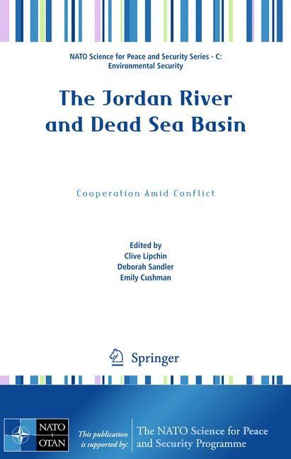 The Jordan River and Dead Sea Basin | Lipchin / Sandler / Cushman, 2009 | Buch (Cover)