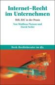 Internet-Recht im Unternehmen | Pierson / Seiler, 2002 | Buch (Cover)