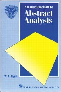 Abbildung von Light   Introduction to Abstract Analysis   1990