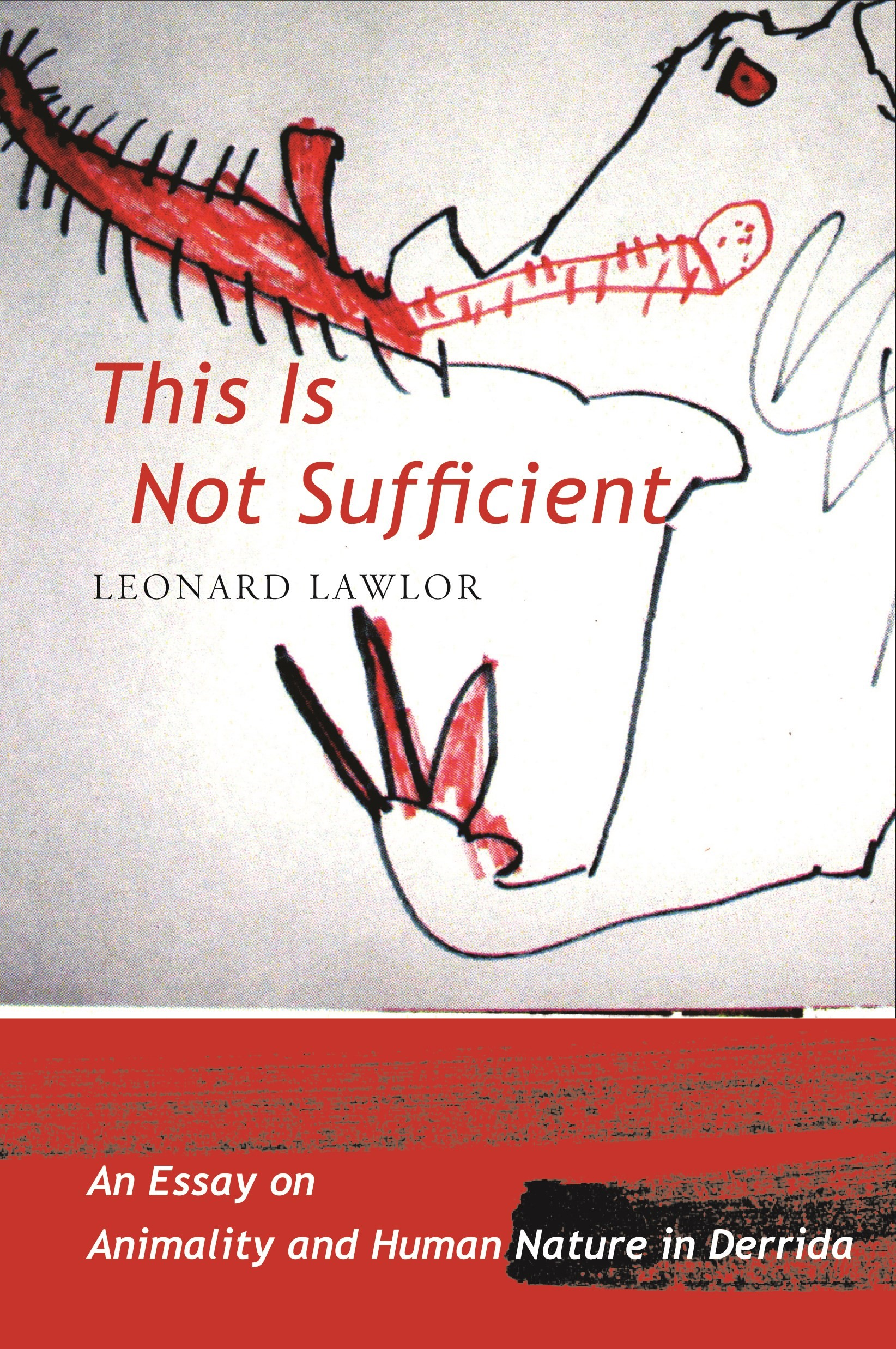 Abbildung von Lawlor | This Is Not Sufficient | 2007