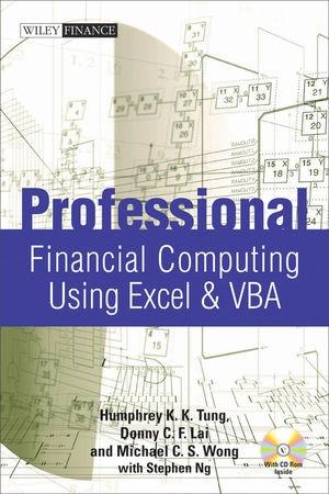 Abbildung von Lai / Tung / Wong | Professional Financial Computing Using Excel & VBA | 1. Auflage | 2010