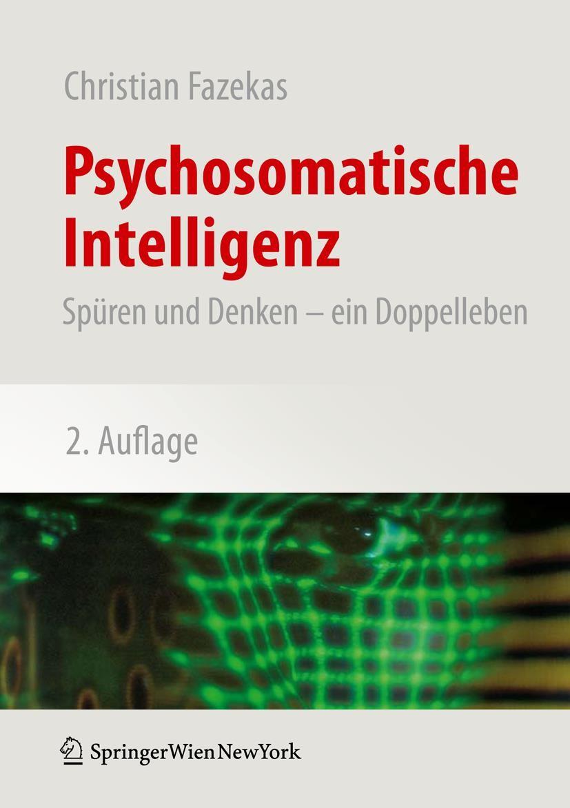 Psychosomatische Intelligenz | Fazekas | 2. Aufl., 2018 | Buch (Cover)