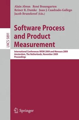 Abbildung von Abran / Braungarten / Dumke / Cuadrado-Gallego / Brunekreef | Software Process and Product Measurement | 2009 | International Conferences IWSM... | 5891