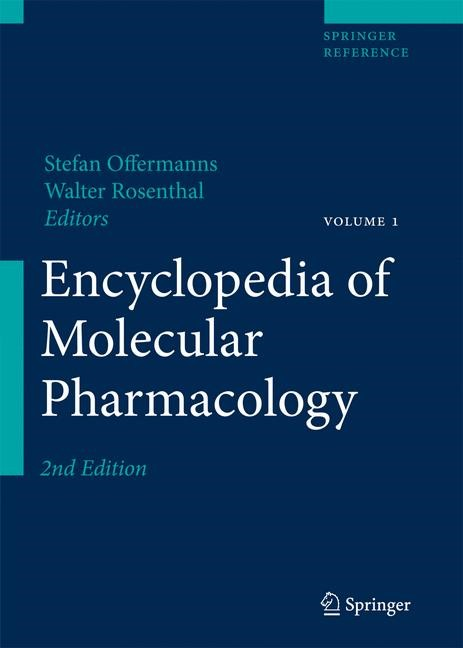 Encyclopedia of Molecular Pharmacology | Offermanns / Rosenthal | 2nd ed., 2008 | Buch (Cover)