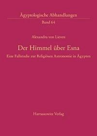 Der Himmel über Esna   Lieven, 2000   Buch (Cover)
