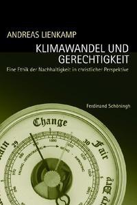 Klimawandel und Gerechtigkeit | Lienkamp, 2009 | Buch (Cover)