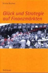 Glück und Strategie auf Finanzmärkten | Bouleau | 2000, 2000 | Buch (Cover)