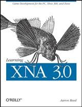 Learning XNA 3.0 | Aaron Reed, 2008 | Buch (Cover)