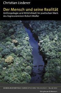 Der Mensch und seine Realität | Liederer, 2004 | Buch (Cover)