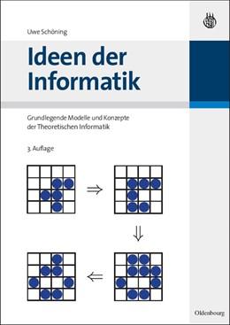 Abbildung von Schöning   Ideen der Informatik   3., korrigierte Aufl.   2008   Grundlegende Modelle und Konze...