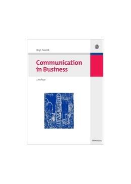 Abbildung von Pawelzik   Communication in Business   3., korr. Aufl.   2009