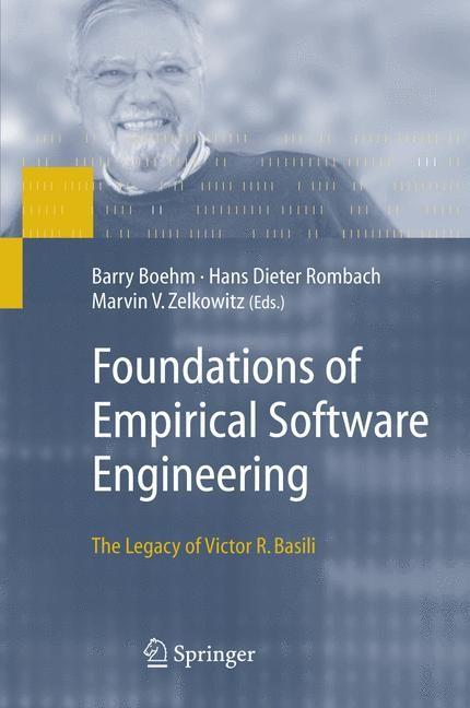 Abbildung von Boehm / Rombach / Zelkowitz | Foundations of Empirical Software Engineering | 2005